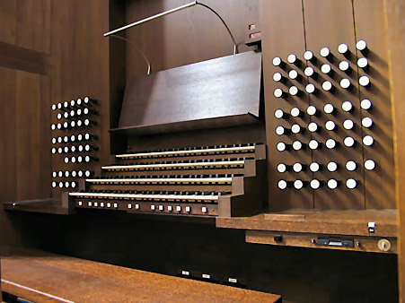 Basel Muenster Mathis orgel