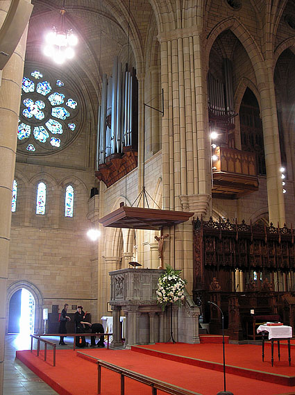 Brisbane St John Anglican Cathedral