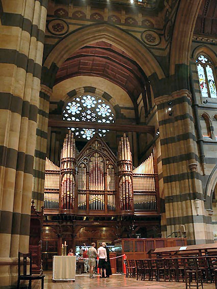 Melbourne St Paul Anglican Cathedral