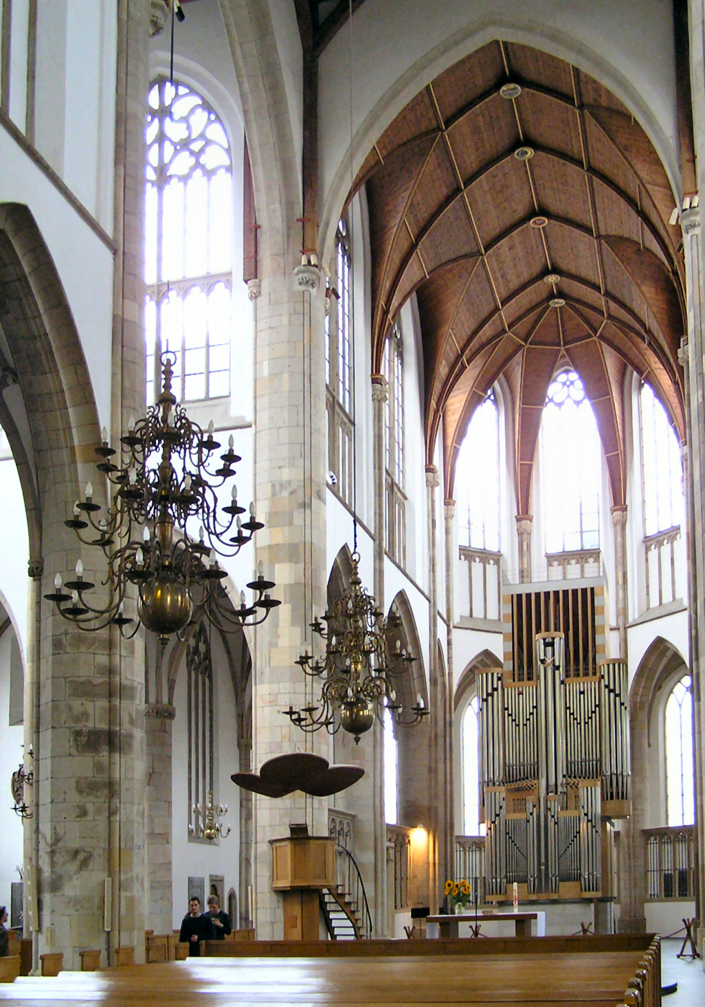 Wesel Dom Marcussen Orgel