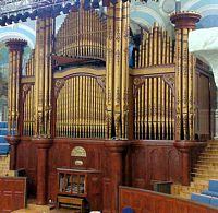 Belfast Ulster Hall Hill organ